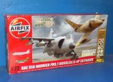 Airfix 1/72 50134 Dogfight Double - Sea Harrier and A-4P Skyhawk Date: 00's