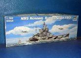 Trumpeter 1/700 05764 HMS Renown 1942 Date: 00's