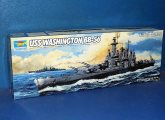 Trumpeter 1/700 05735 USS Washington BB-56 Date: 00's