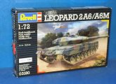 Revell 1/72 03180 Leopard 2A6/A6M Date: 00's