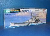 Tamiya 1/700 31617 HMS Repulse Date: 00's