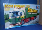 Italeri 1/24 708 Eddie Stobart Truck and Trailer (No Decals and No Instructions) Date: 00's