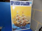 LEE 1/100 886 Spanish Galleon (No Instructions) Date: 00's