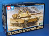 Tamiya 1/48 325592 M1A2 Abrams Date: 00's