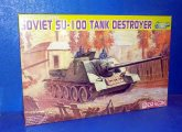 Dragon 1/35 6359 Su-100 Tank Destrroyer Date: 00's