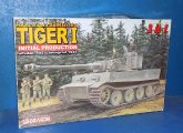 Dragon 1/35 6252 Tiger I Initial Production Date: 00's