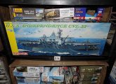 Dragon 1/350 1024 USS Independence CV-22 Aircraft Carrier Date: 00's