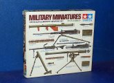 Tamiya 1/35 35121 US Infantry Weapons Set Date: 90'S