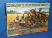 Trumpeter 1/35 00355 German 38(H) Artillery Observation Vehicle Date: 00's