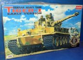 Academy 1/35 1348 Tiger I Early Version w/ Interior Date: 00's