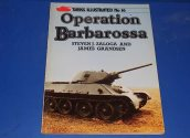 AAP - - Tanks Illustrated 16 - Operation Barbarossa Date: 80's
