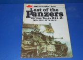 AAP - - Tanks Illustrated 9 - Last of the Panzers Date: 80's