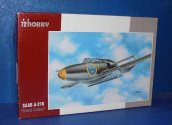 Special Hobby 1/72 72246 SAAB A-21R Date: 00's