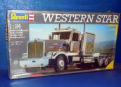 Revell 1/24 7517 Western Star Date: 90's