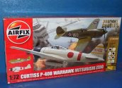 Airfix 1/72 50127 Dogfight Double - P-40B and Zero w/ Paints Date: 00's