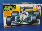 Tamiya 1/28 28001 Mini F-1 Lotus Type 102B (Motorised) Date: 00's