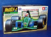 Tamiya 1/28 28005 Mini F-1 Jordan 191 (Motorised) Date: 00's