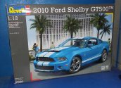 Revell 1/12 07089 2010 Ford Shelby GT500 Date: 00's