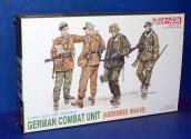 Dragon 1/35 6002 German Combat Unit Ardennes 1944/45 Date: 00's