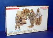 Dragon 1/35 6016 German Self Propelled Gun Crew Date: 00's