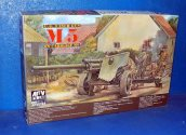 AFV Club 1/35 35181 M5 3 Inch Gun on M6 Carriage Date: 00's