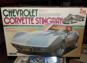 Doyusha 1/12 3 Chevrolet Corvette Stingray Date: 00's