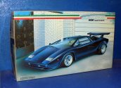 Fujimi 1/24 19 Lamborghini Countach 5000 - Enthusiast Model Date: 00's