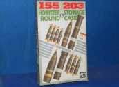 AFV Club 1/35 35017 155mm / 203mm Howitzer Rounds and Cases Date: 00's