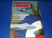 SAM - - Camouflage and Markings No 1 RAF Fighters 1945-1950 Date: 00's