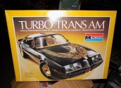 Monogram 1/8 2605 Turbo Trans AM (Slight Part Start) Date: 80's