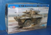 Hobbyboss 1/35 82420 V-150 Commando w/20mm Cannon Date: 00's