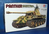 Tamiya 1/35 35065 Panther Ausf.A Date: 00's
