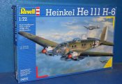 Revell 1/72 04377 He111 H-6 Date: 00's