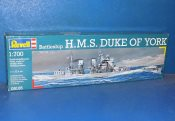 Revell 1/700 05105 HMS Duke of York Date: 00's