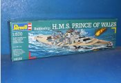 Revell 1/570 05102 HMS Prince of Wales Date: 00's