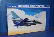 Trumpeter 1/72 01611 J-10A Chinese New Fighter Date: 00's