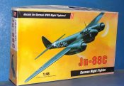 Academy 1/48 1605 Ju-88C Night Fighter Date: 00's