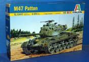 Italeri 1/35 6447 M47 Patton Date: 00's