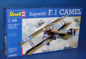 Revell 1/48 04580 Sopwith F1 Camel Date: 00's