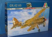 Italeri 1/48 2653 CR.42 AS Date: 00's