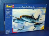 Revell 1/48 0509 Me262 A-1A Date: 00's