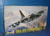Revell 1/48 5827 Su-25 Frogfoot Date: 00's