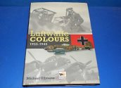 Hikoki - - Luftwaffe Colours 1935-1945 Date: 00's