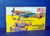 Platz 1/144 4 Hurricane Mk.I Battle of Britain Aces (2 Kits) Date: 00's