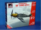 Armory Models 1/144 14304 Bf109E-3/E-4 (2 Kits) Set 2 Battle of Britain Date: 00's