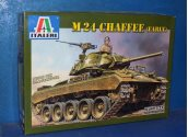 Italeri 1/35 6431 M24 Chaffee (Early) Date: 00's