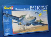 Revell 1/72 04341 Bf110 E-1 Date: 00's
