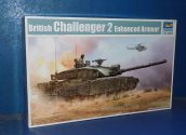 Trumpeter 1/35 01522 Challenger 2 w/ Enhanced Armour Date: 00's