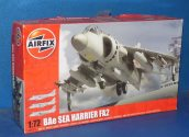 Airfix 1/72 03079 Bae Sea Harrier FA2 Date: 00's