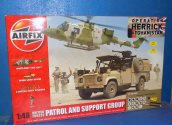 Airfix 1/48 50123 Patrol and Support Group Date: 00's